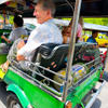 Bangkok in Motion: City Tour by Skytrain, Boat and Tuk Tuk