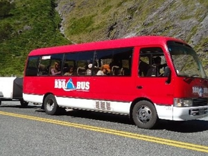 Full-Day Milford Sound and Fiordland National Park Tour including Milford Sound Cruise and BBQ Lunch from Te Anau Photos