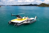 Bay of Islands Cruise and Scenic Helicopter Tour Photos