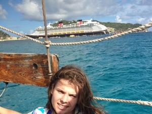 St Maarten Shore Excursion: Pirates Day Cruise Photos