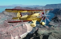 Biplane Tour of Las Vegas Including Hoover Dam and Lake Mead Photos