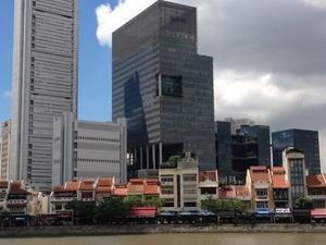 Singapore Boat Quay Historical Pub Walking Tour Photos