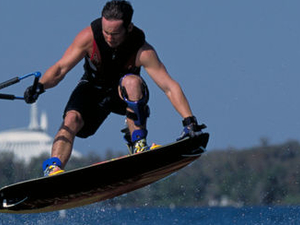 Water Ski, Slalom Ski, Wakeboard and Tube at Disney's Contemporary Resort Photos