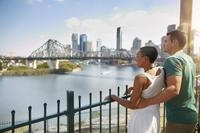 Brisbane City Tour and River Cruise from the Gold Coast Photos
