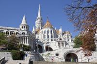 Budapest Walking Tour: Buda Castle District Including Fisherman's Bastion Photos