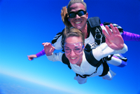 Byron Bay Tandem Sky Dive Photos