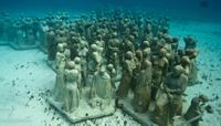 Cancun Underwater Museum Photos