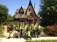 Celebrity Homes and Movie Sites Bike Tour in Los Angeles  Photos