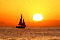 Champagne Sunset Cruise in St Maarten Photos
