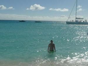 Anguilla Day Trip from St Maarten: Catamaran Sail with Snorkeling at Shoal Bay Photos