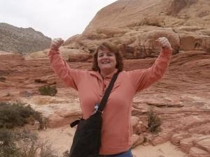 Red Rock Canyon Hiking Tour Photos