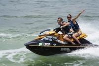 Curacao Shore Excursion: Jet Ski or Aquaboat Snorkel Tour Photos