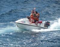 Curacao Snorkel Tour by Jet Ski or Aquaboat Photos