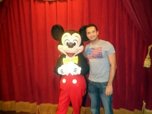 1-Day Admission to Disney World Theme Park with Transportation from Miami Photos