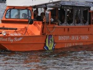 Boston Duck Tour Photos