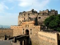 Edinburgh Castle Entrance Ticket Photos