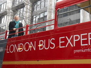 Vintage Double Decker London Tour with Thames Cruise Photos