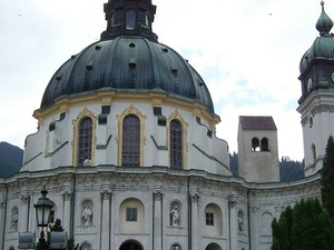 Ettal Monastery and Zugspitze Day Tour from Munich Photos