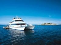 Fiji Island Catamaran Transfers to Denarau Photos