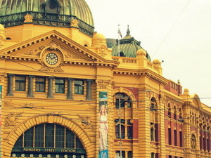 Melbourne City Afternoon Tour Photos