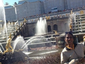 Peterhof Grand Palace and Gardens Tour with Neva Boat Ride Photos