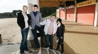Gavin and Stacey TV Locations Tour of Barry Island Photos