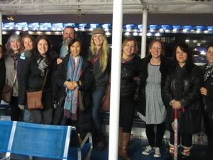 Ghost Walking Tour of London Including River Thames Boat Ride Photos