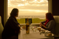 Gourmet Train Ride from Quebec to the Charlevoix Region Including Dinner