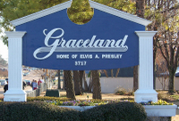 Graceland Tour Including Automobile Museum, Airplane Museum and Sincerely Elvis Museum