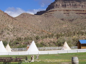 Western Ranch Experience with Grand Canyon Helicopter Flight Photos
