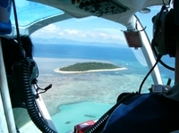 Green Island Day Trip by Scenic Helicopter and Cruise Photos