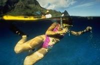 Hanalei Bay Kayak and Snorkel Tour Photos