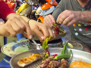 Hanoi Street Food Walking Tour Photos
