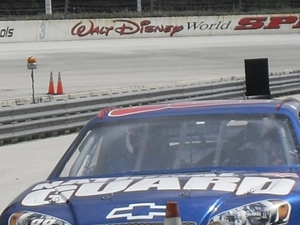 Race Car Ride-Along Program at Walt Disney World Speedway Orlando Photos