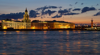 Hidden St Petersburg Evening Walking Tour Photos