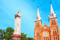 Ho Chi Minh City Shore Excursion: Private City Sightseeing Tour Photos