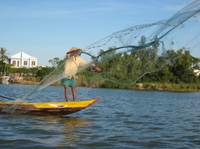 Hoi An Fishing Experience on the Cua Dai River Photos
