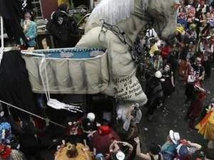 Viator VIP: 4-Day Ultimate Mardi Gras Experience Photos