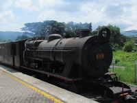 North Borneo Railway Train Ride from Kota Kinabalu to Papar