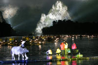 Impression Sanjie Liu Show with Private Transfer from Yangshuo