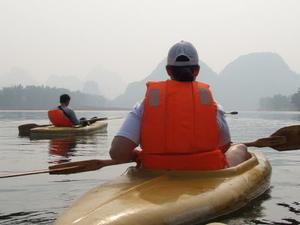 Yangshuo Kayaking Adventure on the Li River Photos