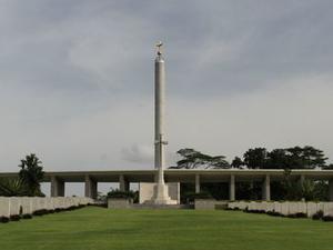 Singapore 1942 Battlefield Tour Photos