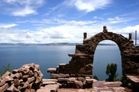 Lake Titicaca and Sun Island Overnight Catamaran Cruise from Puno Photos