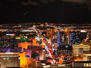 Las Vegas Night Strip Helicopter Tour Photos