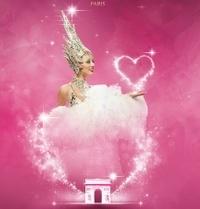 Lido de Paris Valentine's Day Dinner and Show Photos
