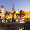 Lima in a Day: City Sightseeing Tour, Larco Museum and Magic Water Circuit