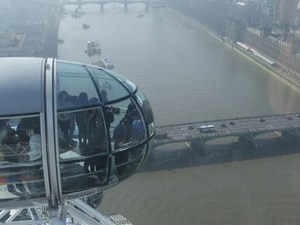 London Eye and Thames River Sightseeing Cruise Photos