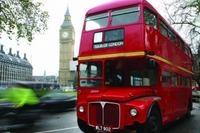 London Vintage Bus Tour with Afternoon Tea Photos