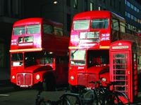 London Vintage Bus Tour and River Thames Cruise Photos