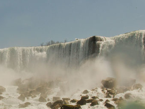 Niagara Falls American-Side Tour with Maid of the Mist Boat Ride Photos